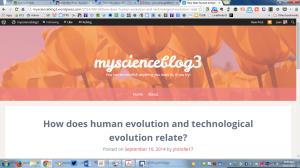 Jessie's blog